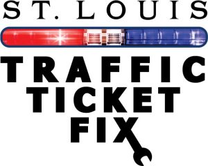 St Louis Traffic Ticket Fix Logo
